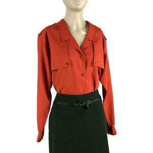 Vintage Diane von Furstenberg Business Casual Top
